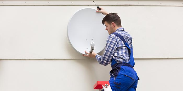 Dépannage d'antenne